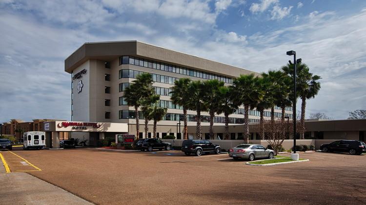 Magnolia Bluffs Casino Hotel - Exterior
