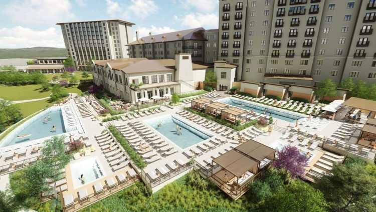 Omni Barton Creek Resort Announces $150 Million Renovation and Expansion