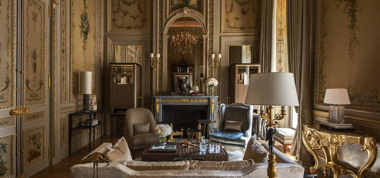 Hotel de Crillon - Suite