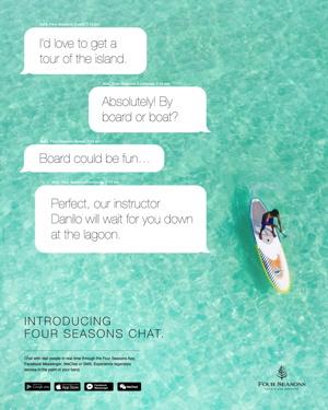 Screenshot - Four Seasons Chat