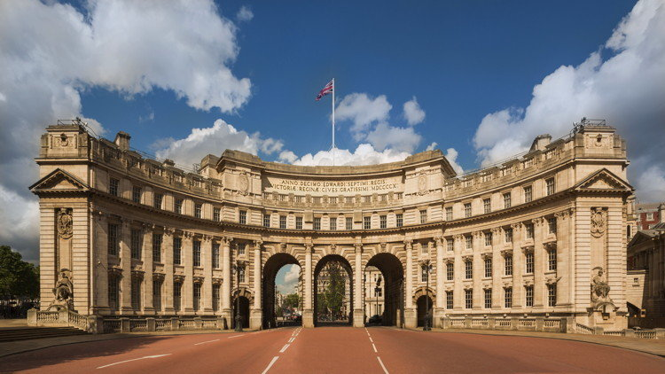Admiralty Arch Waldorf Astoria Hotel to Open 2020 in London