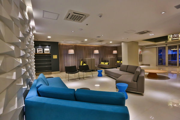 Park Inn by Radisson Santos - Lobby