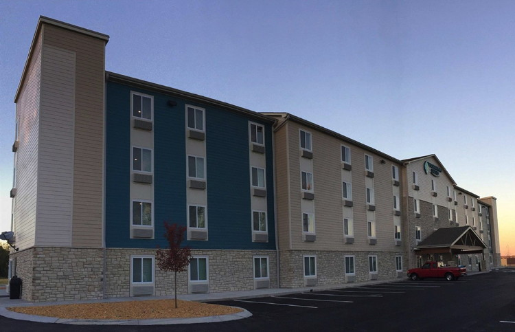 WoodSpring Suites Nashville North - Exterior