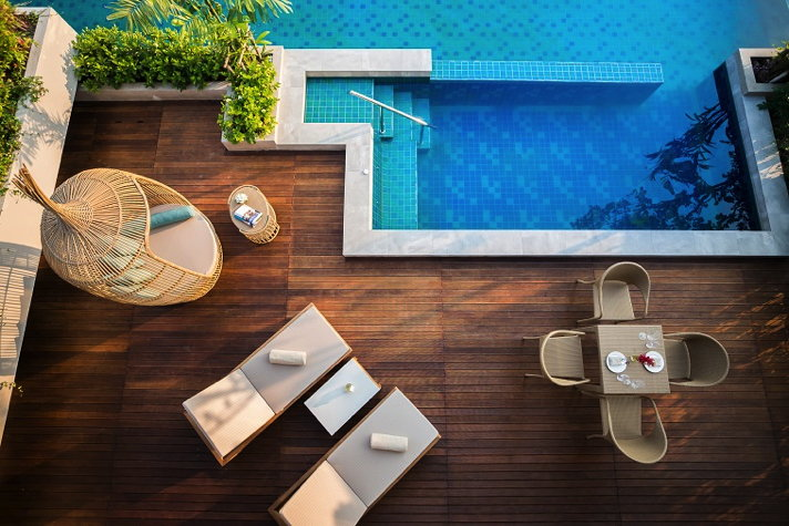 AVANI Resort in Hua Hin, Thailand - Pool