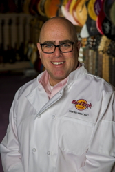 Michael Coury - Corporate Executive Chef - Hard Rock International