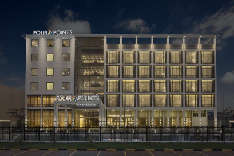 Four Points by Sheraton Nairobi Airport - Exterior