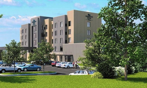Homewood Suites by Hilton Allentown Bethlehem Center Valley - Exterior
