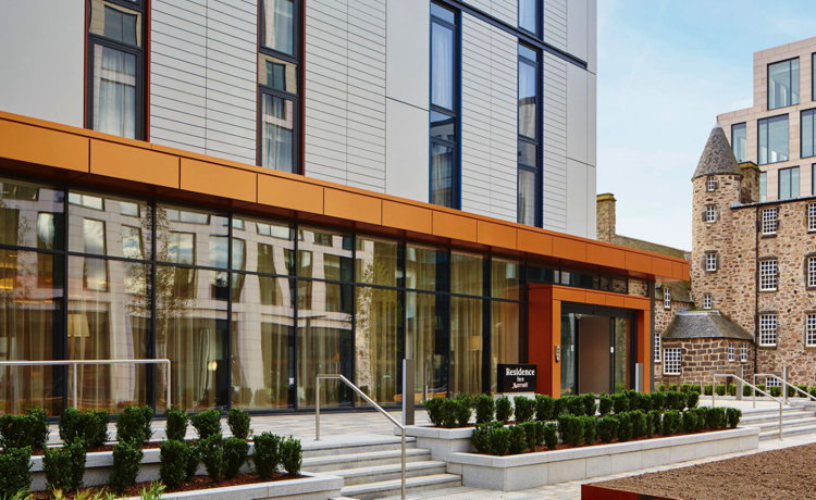 Residence Inn By Marriott Aberdeen - Entrance