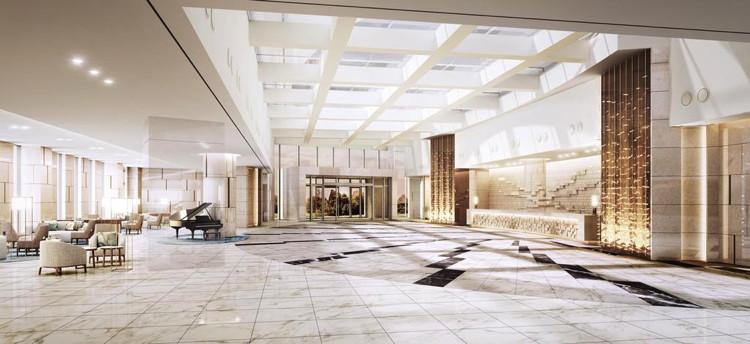 Jeju Shinhwa World Landing Resort and Landing Convention Centre - Lobby