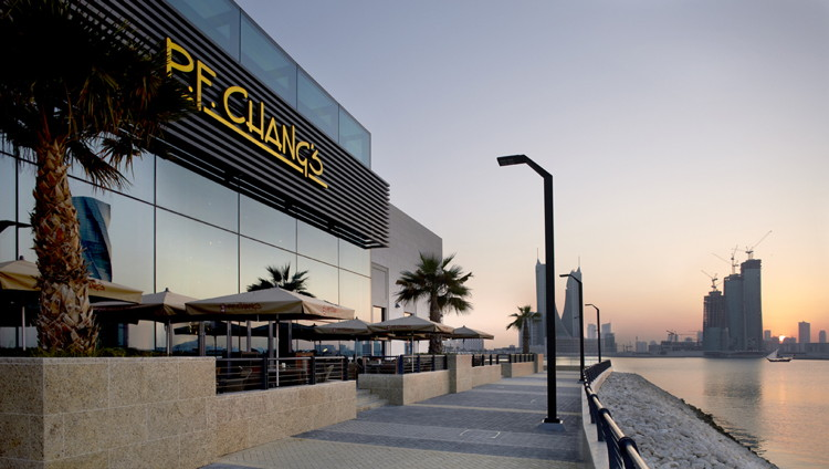 P.F. Chang's Restaurant in Qatar - Exterior