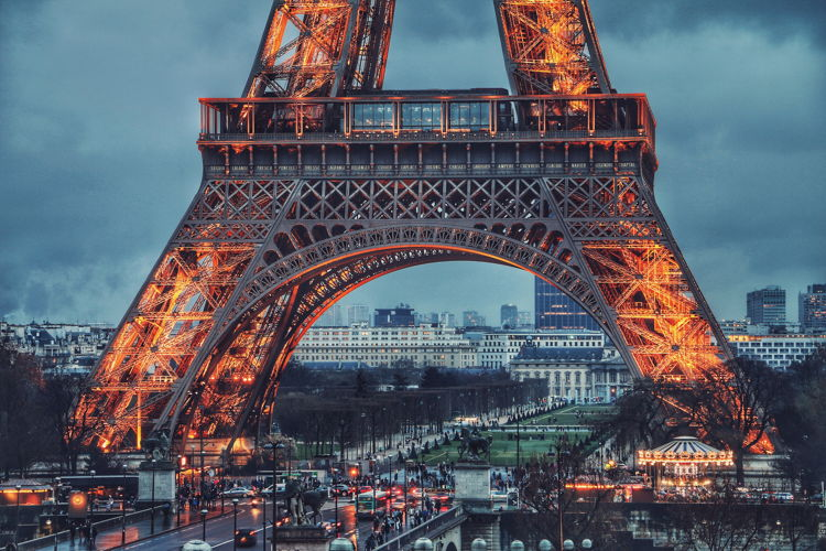 Eiffel Tower, Paris, France - Photo by Soroush Karimi on Unsplash
