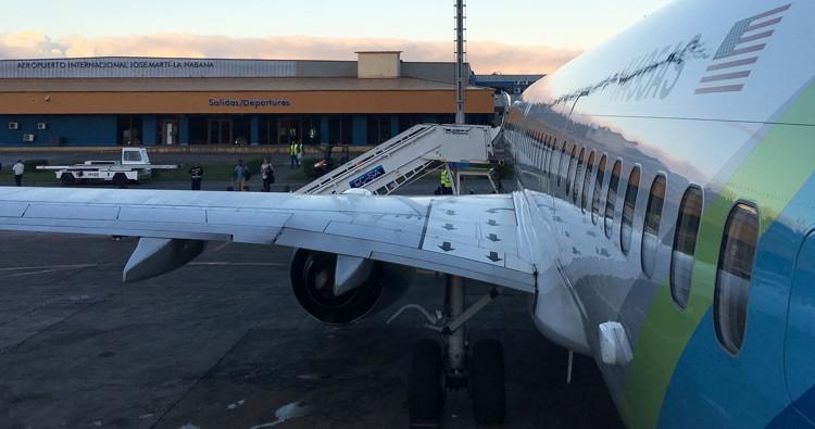 Alaska Airlines To Stop Flying to Havana, Cuba