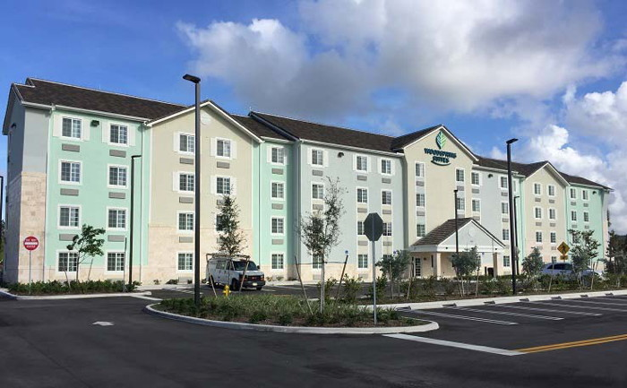 WoodSpring Suites Miami Southwest - Exterior
