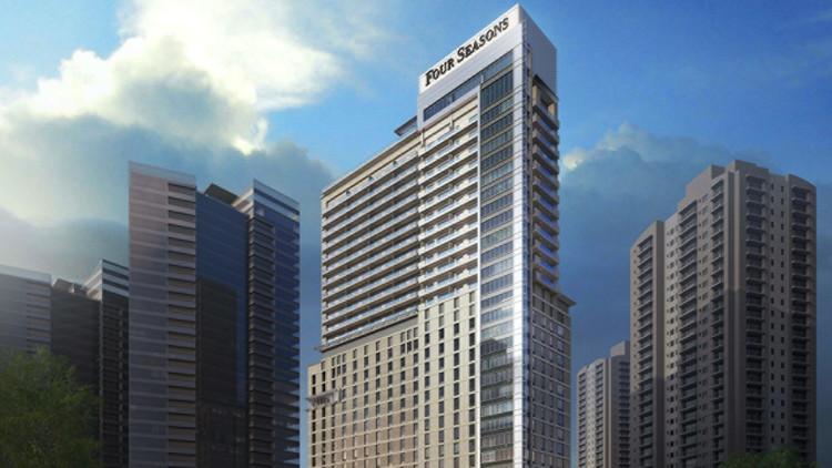 Four Seasons Hotel São Paulo at Nações Unidas to Open In 2018