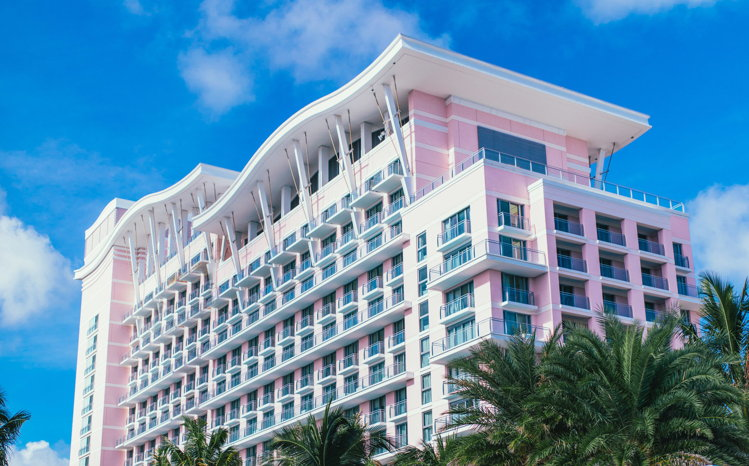 SLS Baha Mar Hotel in The Bahamas - Exterior