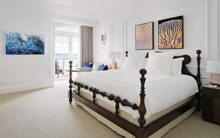 Rosewood Bermuda model room image