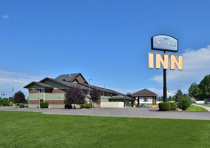 The Silverstone Inn, Silverstone, Idaho - Exterior