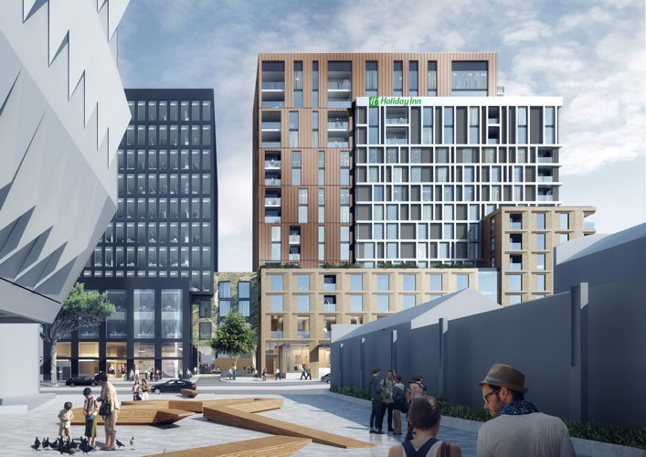 Holiday Inn and Suites Geelong to Open 2020 in Australia