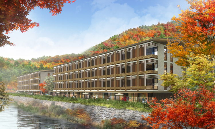 Hotel Indigo Hakone Gora Is Scheduled to Open In 2019