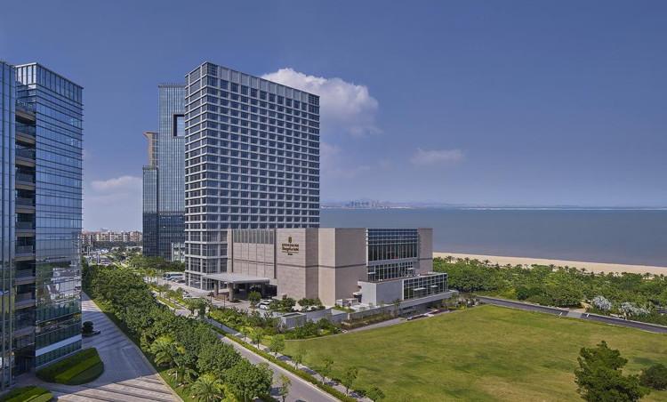 Shangri-La Hotel Xiamen - Exterior
