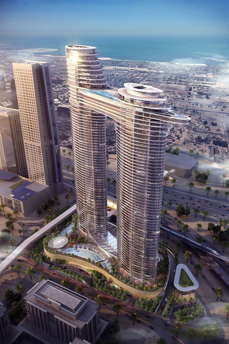 Emaar Hospitality Group Reaches Milestone of 10,000 Hotel Rooms