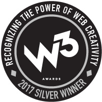 W3 Awards logo