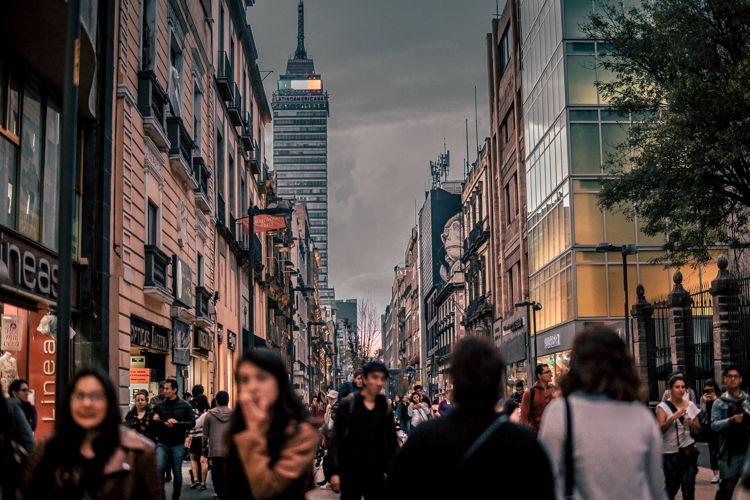 Mexico City - Photo by Jezael Melgoza on Unsplash