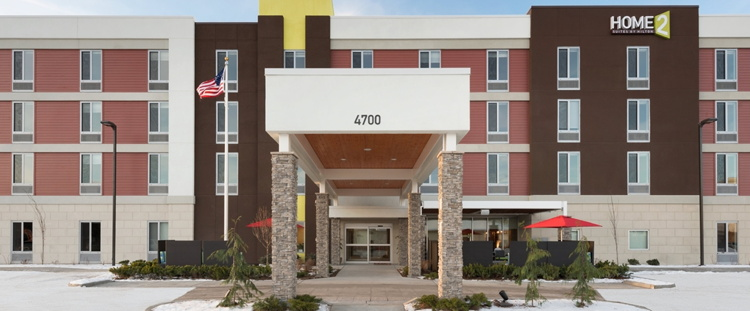 Home2 Suites by Hilton Anchorage/Midtown - Entrance