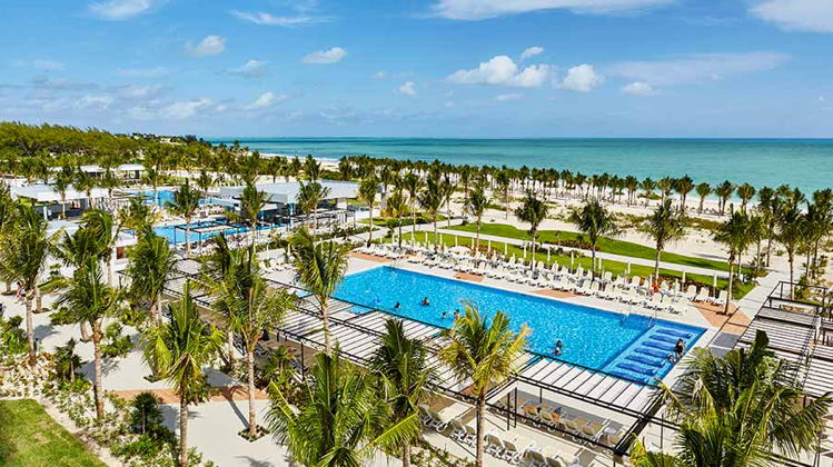 Hotel Riu Dunamar - Beach View
