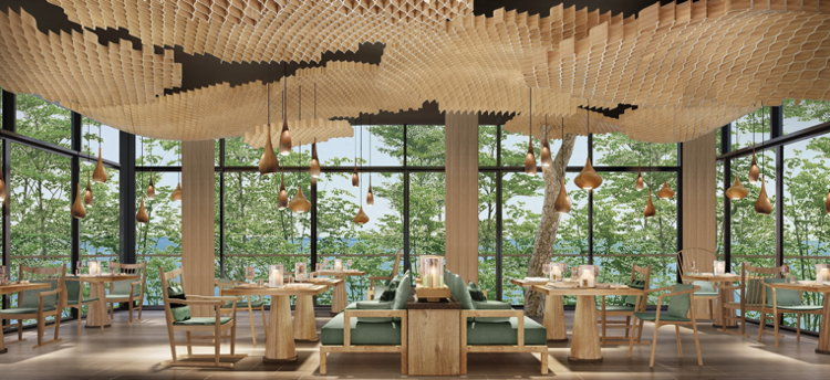Six Senses Krabey Island - Restaurant