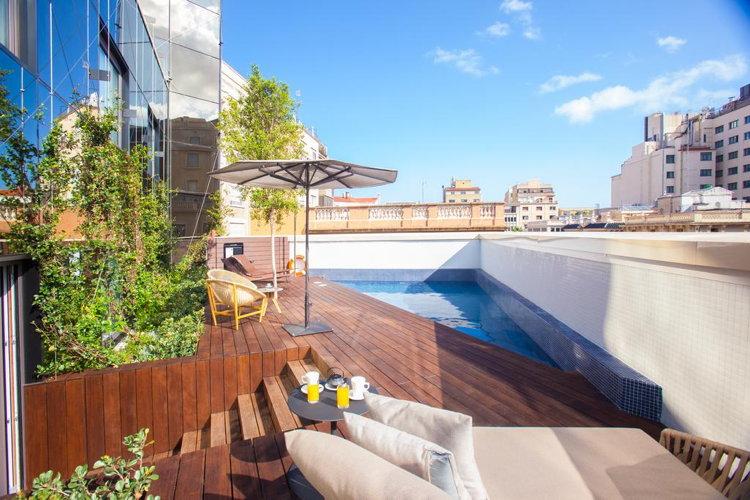 OD Barcelona Hotel - Pool