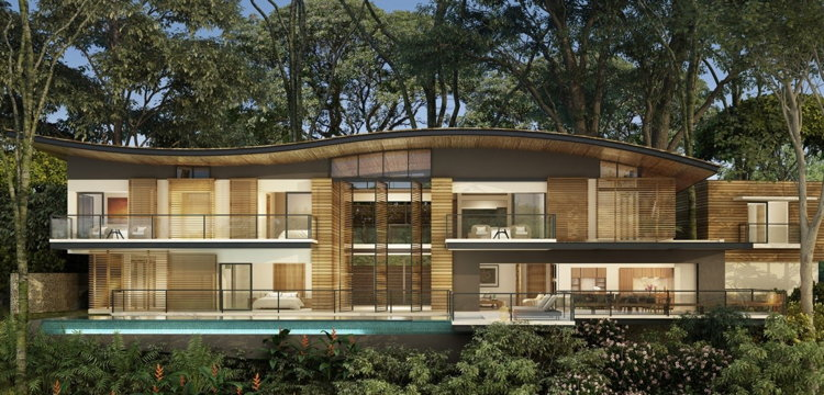 Four Seasons Private Residences Prieta Bay at Peninsula Papagayo