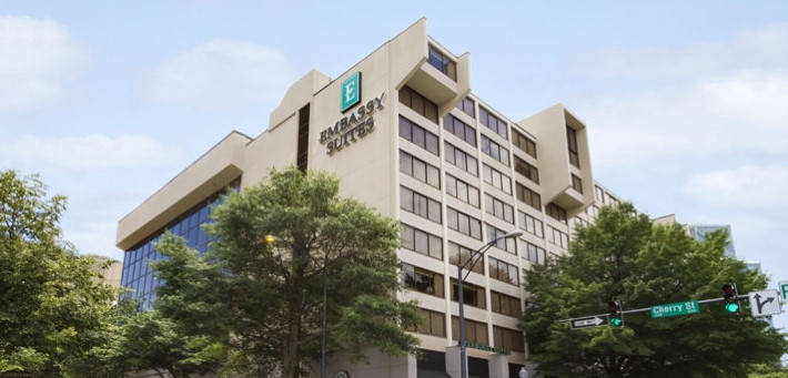 Embassy Suites Winston-Salem Hotel Sold
