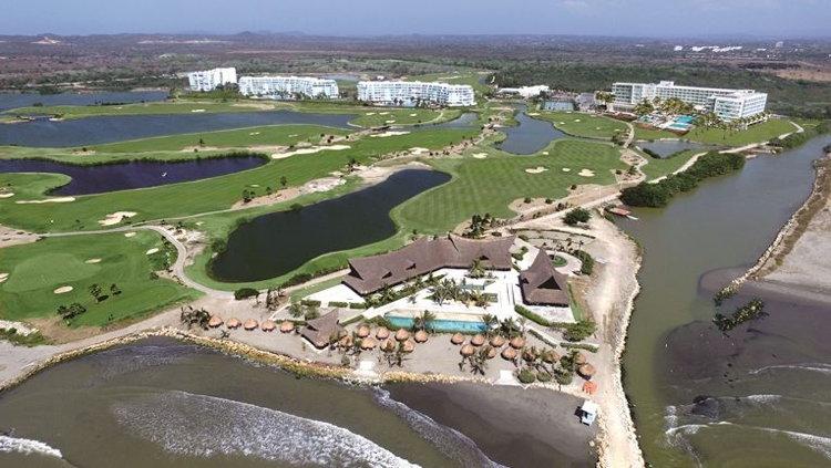 Conrad Cartagena - Aerial view