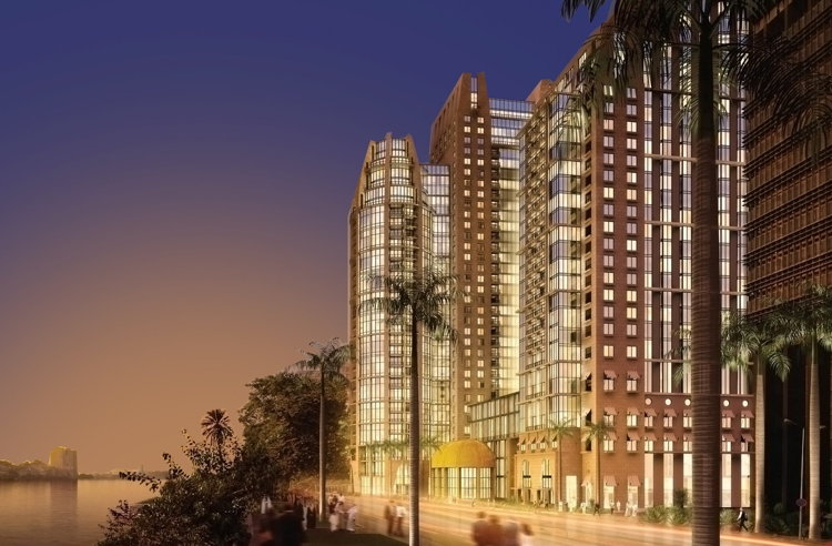The St. Regis Cairo to open in Egypt's capital in 2018