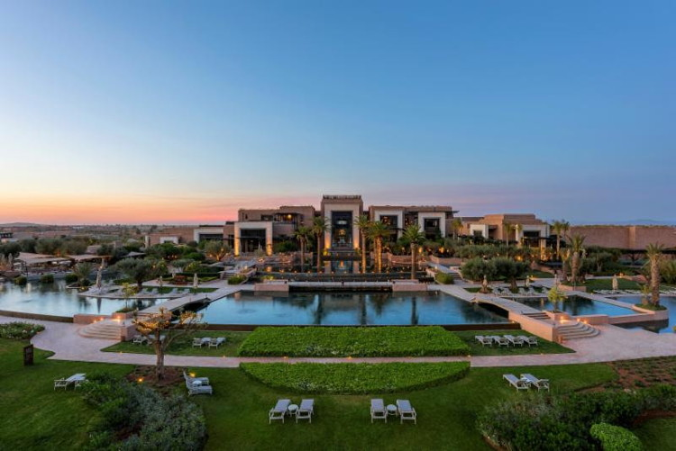 Fairmont Royal Palm Marrakech Hotel - Exterior