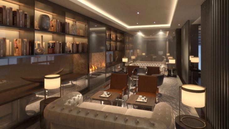 Regency Club - Hyatt Regency Moscow Petrovsky Park Hotel