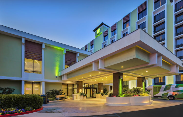 Holiday Inn San Jose - Silicon Valley Sold