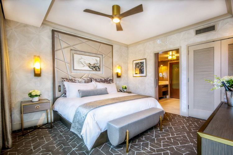 Willows Hotel & Spa Signature King Suite