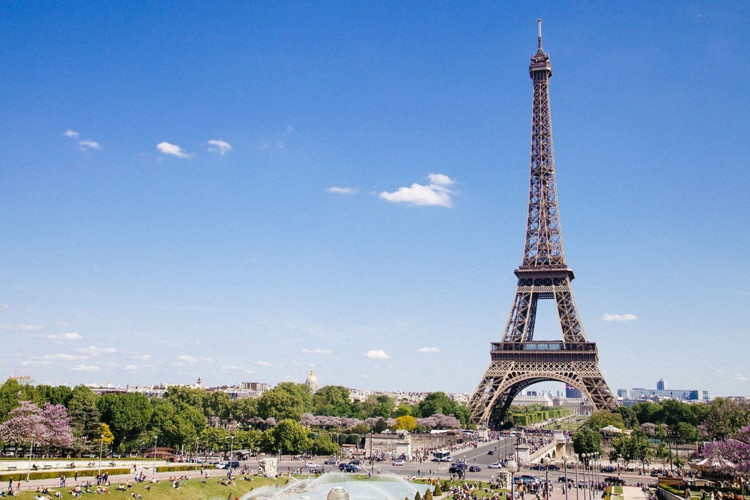 Paris Is The Most Popular Luxury Travel Destinations of 2017