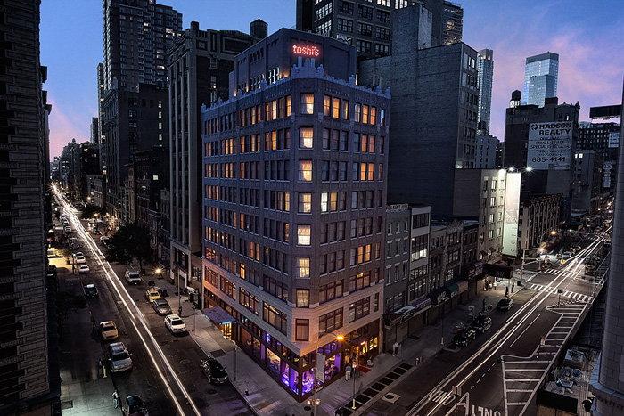 Flatiron Hotel NYC