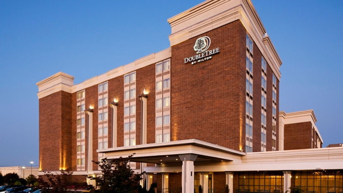 DoubleTree by Hilton Hotel Wilmington - Exterior