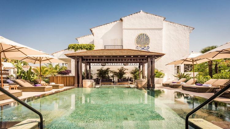 Nobu Hotel Marbella - Pool