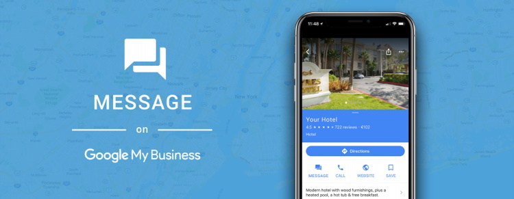 Google Hotel Listings Now Feature Messaging