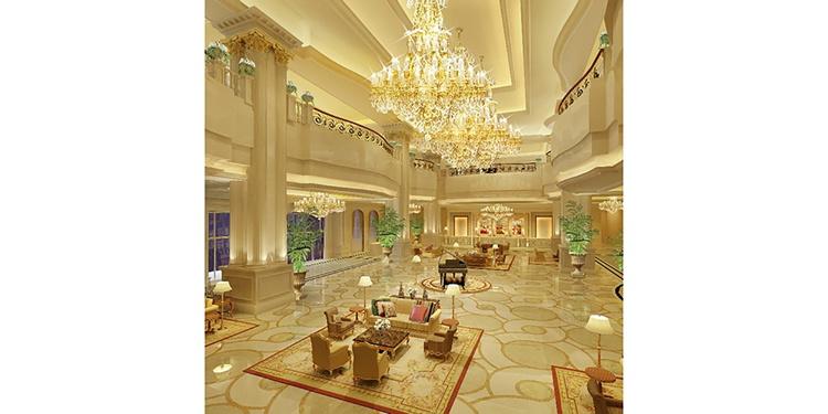 Delta Hotels by Marriott Shanghai Baoshan - Lobby
