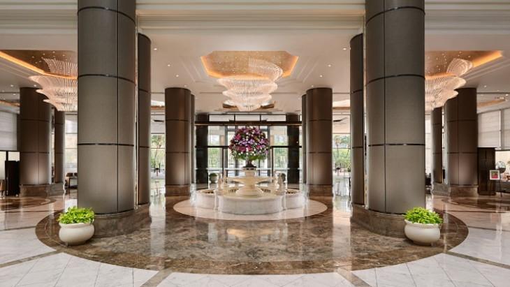 Grand Hyatt Taipei - Lobby