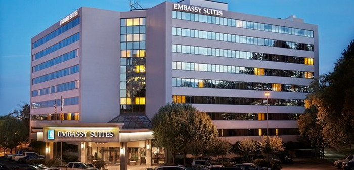 Embassy Suites Atlanta – Galleria - Exterior