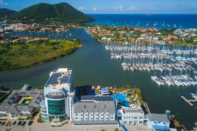 Harbor Club Hotel Opens in Saint Lucia
