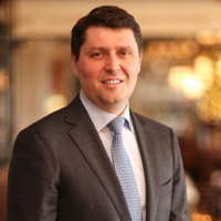 Thomas Krooswijk - Hotel Manager - Four Seasons Hotel Amman