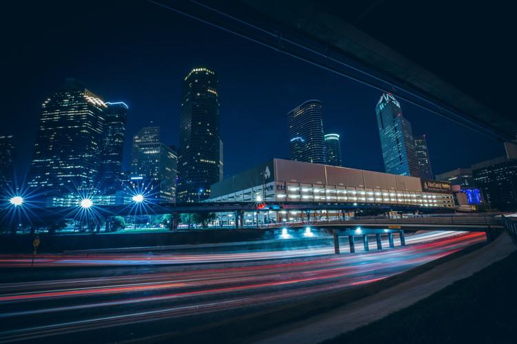 Houston  Skyline - Photo by Pana Vasquez on Unsplash